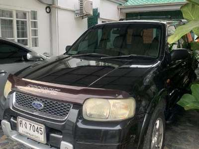 FORD ESCAPE 3.0 XLT 2004