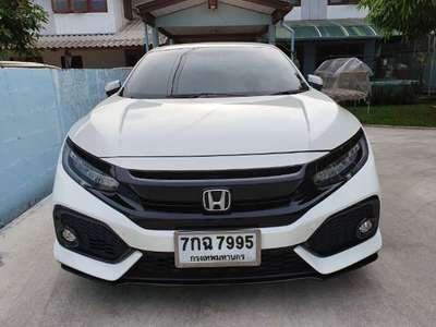 HONDA CIVIC 1.5 TURBO 2018