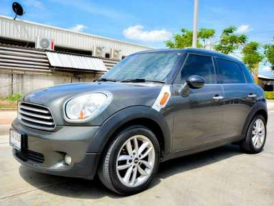 MINI COUNTRYMAN COOPER S 2011