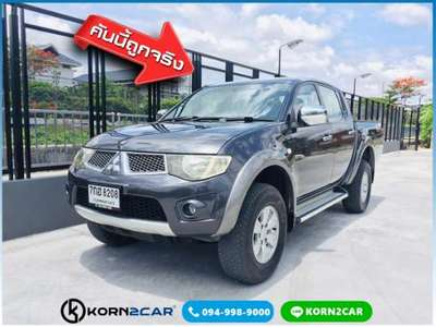 MITSUBISHI TRITON 2.5 PLUS DOUBLE CAB 2012
