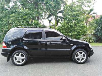 BENZ ML-CLASS ML320 2002