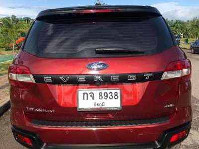 FORD EVEREST 3.2 TITANIUM PLUS 2015