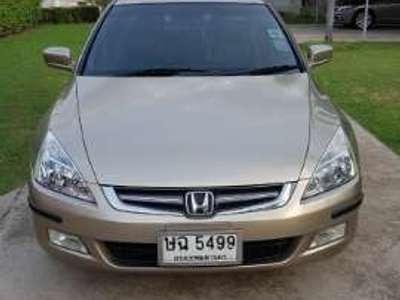 HONDA ACCORD 2.4 EL I-VTEC 2003