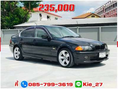 BMW SERIES 3 323 IA 2002