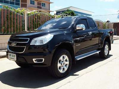 CHEVROLET COLORADO 2.8 LTZ Z71 4WD 2012