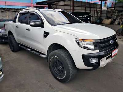 FORD RANGER 3.2 WILDTRAK DOUBLE CAB 4WD 2013