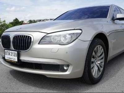 BMW SERIES 7 730 LI 2010