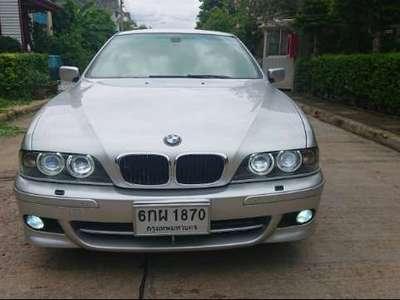 BMW SERIES 5 523 I 2001