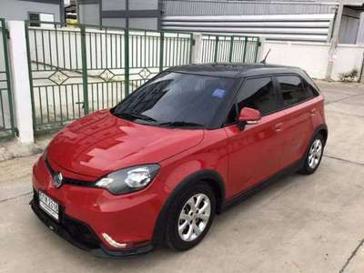 MG 3 1.5 X SUNROOF 2016