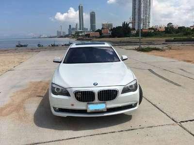 BMW SERIES 7 740 LI 2009