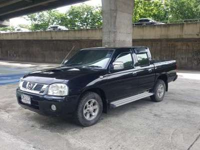 NISSAN FRONTIER 2.5 AX DOUBLE CAB 2007