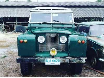 LANDROVER DISCOVERY SERIES III 1980