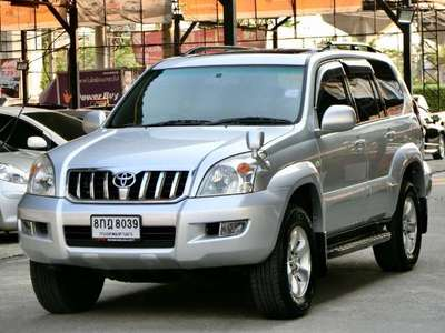 TOYOTA LAND CRUISER PRADO 3.4 2007