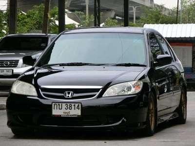 HONDA CIVIC 1.7 A (ABS/AIRBAG) 2004