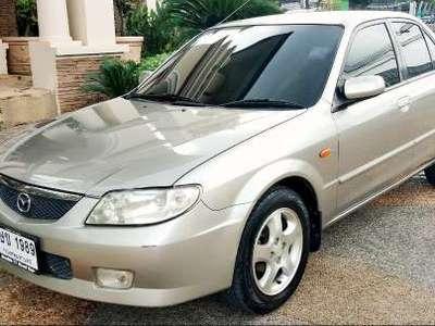 MAZDA 323 1.6 SEDAN 2003
