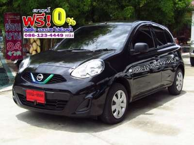 NISSAN MARCH 1.2 S 2018