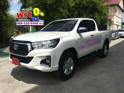TOYOTA HILUX REVO 2.4 J PLUS DOUBLECAB PRERUNNER 2019
