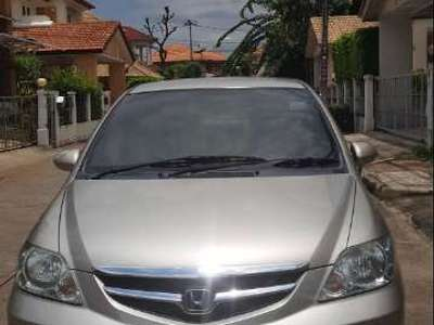 HONDA CITY 1.5 V I-VTEC (ABS) 2005