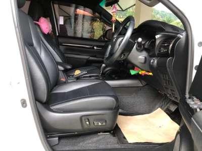 TOYOTA HILUX REVO 2.8 G 4WD DOUBLE CAB NAVI 2018