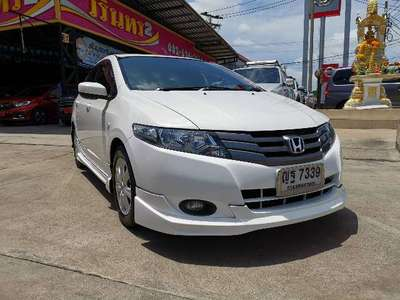 HONDA CITY 1.5 V I-VTEC (ABS) 2011