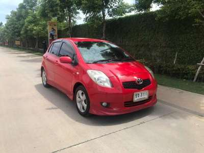 TOYOTA YARIS 1.5 G LIMITED 2006