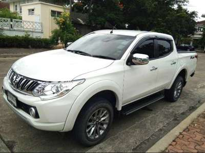 MITSUBISHI TRITON 2.4 PLUS DOUBLE CAB 2016