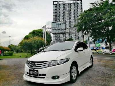 HONDA CITY 1.5 S I-VTEC 2011
