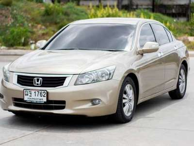 HONDA ACCORD 2.4 EL I-VTEC 2008