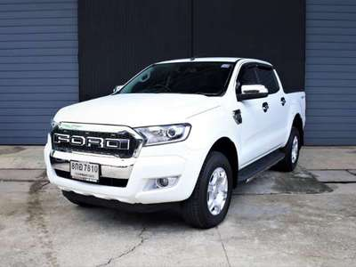 FORD RANGER 2.2 XLT DOUBLE CAB HI-RIDER 2017