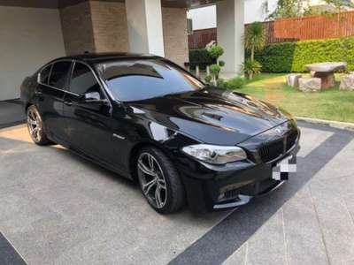 BMW SERIES 5 525 D 2012