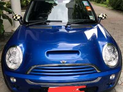 MINI COUPE COOPER S 2005