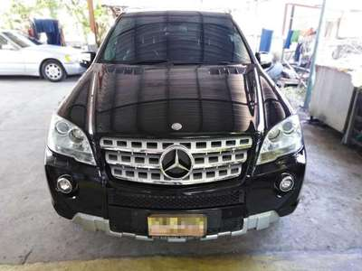 BENZ ML-CLASS ML 300 CDI 2011