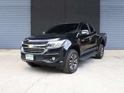 CHEVROLET COLORADO 2.5 LT X-CAB 2018