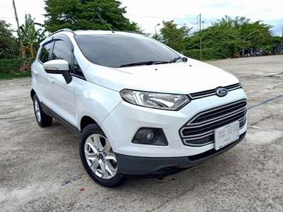 FORD ECOSPORT 1.5 TREND 2015