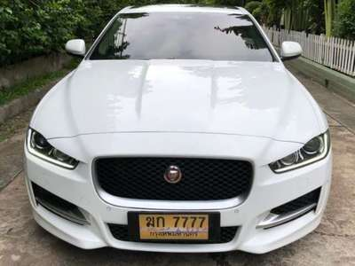 JAGUAR XF SERIES  2016