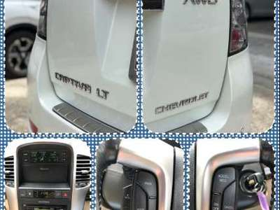 CHEVROLET CAPTIVA 2.0 LT 2010
