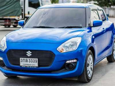 SUZUKI SWIFT ECO SWIFT 1.25 GL 2018