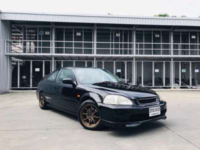 HONDA CIVIC 1.6 VTI COUPE 2000