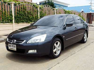 HONDA ACCORD 2.4 E I-VTEC 2004