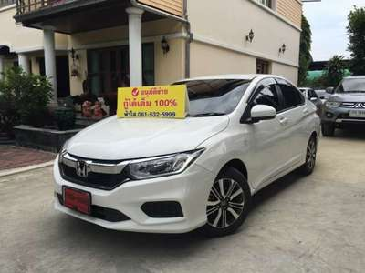 HONDA CITY 1.5 V I-VTEC (AS) 2018