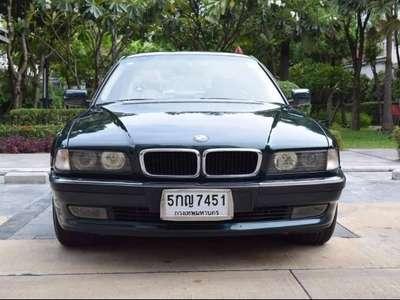 BMW SERIES 7 730 IA 1999