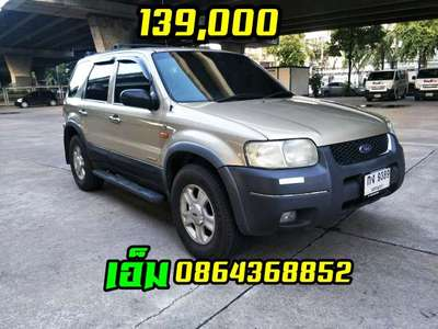 FORD ESCAPE 3.0 XLT LIMITED 2004