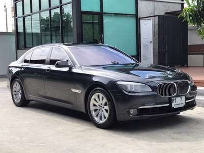 BMW SERIES 7 730 LD 2013