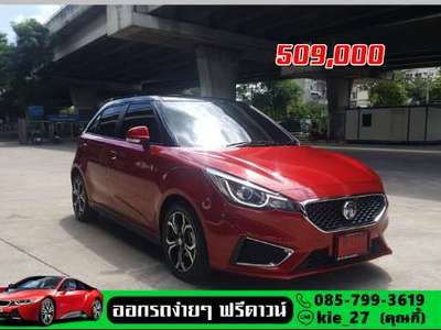 MG 3 1.5 X SUNROOF 2019