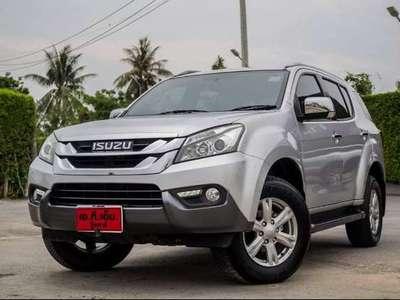 ISUZU MU-X 3.0 4WD (DVD NAVI) 2014