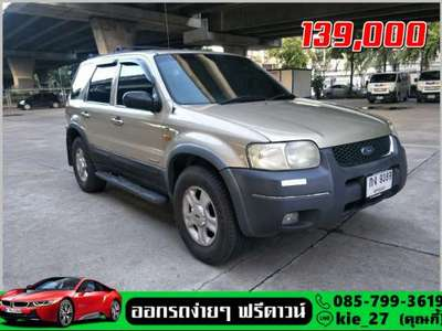 FORD ESCAPE 3.0 XLS 2004