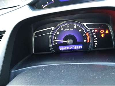 HONDA CIVIC 1.8 E (AS) 2008