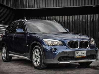 BMW X1 1.8I 2011