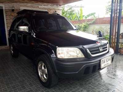 HONDA CRV 2.0 EXI 2001