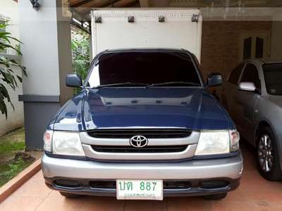 TOYOTA HILUX TIGER 2.5 J STANDARD CAB D4D 2002